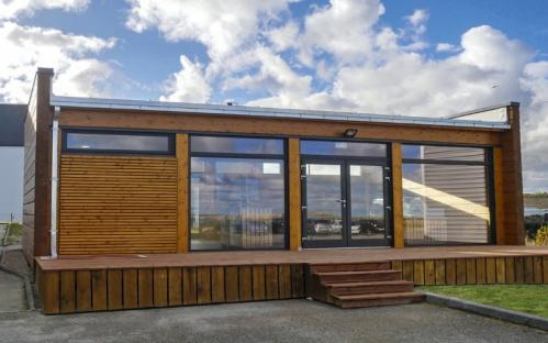 Construction bureaux professionnels Cherbourg-Octeville