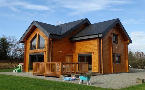 Construction maison en bois Cherbourg-Octeville