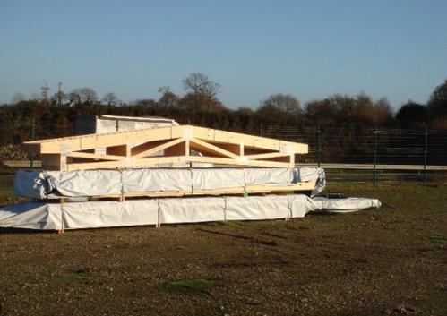 Construction spas en bois Caen